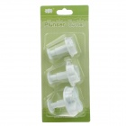 ZN2045 DIY Butterfly Plunger Cutter - White (3 PCS)