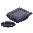 "2.5"" LCD Monitor / SCIT/CCTV Camera Tester Specially for Camera Lens Adjustment - Black"