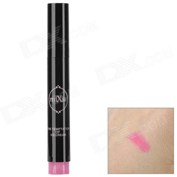 Mixiu 1220-02 Convenient Pen Style Pink Lip Colorant Oil - Pink