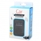 Mains libres de voiture allume-cigare chargeur Bluetooth V4.0 mains libres