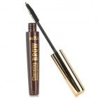 Miixiu 1206-02 Dye Eyebrow Brush w/ Eyebrow Comb - Coffee