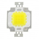 10W 720lm 1-COB Cold White Light 9-Series 1-Parallel Integrated Lamp