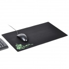 Vastsight Rubber Gaming Mouse Pad - Black