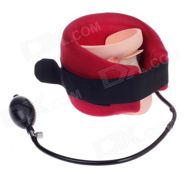 YIDE Cervical Traction Device - Red + Black animal traction in the fadama