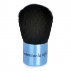 Professional Cosmetic Make-Up Foundation Soft Brush - Blue + Black