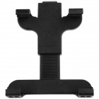 Motorcycle Bicycle Navigator GPS Phone Tablet PC Support Mount Holder - Black