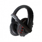 IDOMAX HF-290 USB Stereo Gaming Headset w/ Microphone - Black
