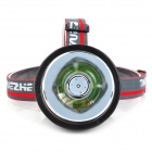SLH SLH-H810 LED 80lm 2-mode Rechargeable Cool White Light Headlamp - Noir