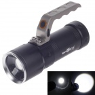 SKY EYE TLY3406 LED 800lm 3-Mode LED Flashlight - Black (2 x 18650)