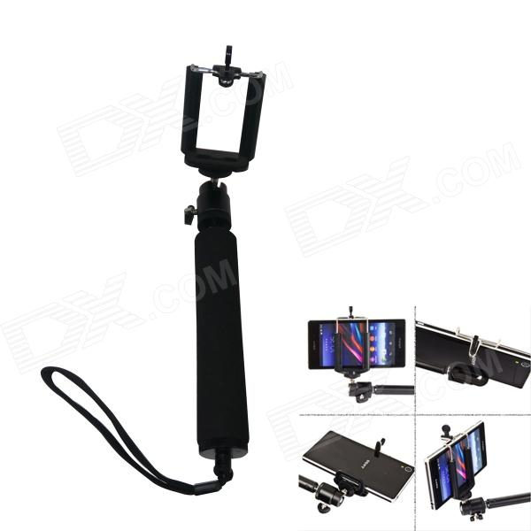BZ54A  Aluminum Alloy Monopod w/ Tripod Mount Adapter for GoPro Hero 2 / 3 / 3+ / Nikon / Canon