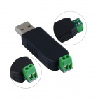 USB to RS485 Adapter - Black + Green