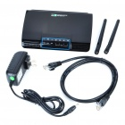 2.4GHz 300Mbps 802.11n WLAN/WiFi/Wireless Broadband Router