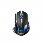 E-3lue Wireless Upgraded Mazer II Optical Gaming Mouse Blue LED 2500DPI