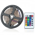 35286024MiniRGB 24W 12V 1200LM 300-LED MiniRGB Soft Decoration Led Strip Kits - White (500cm)