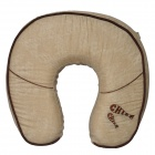 CHIEF U Shaped Travel Memory Foam Cushion Neck Pillow