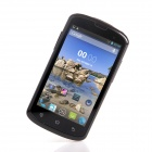 "Haier W718 IP67 Dual-Core Android 4.2 WCDMA Bar Phone w/ 4.0"" , Wi-Fi, GPS and Dual-SIM - Black"