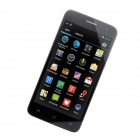 "CUBOT BOBBY tokjerners Android 4.2 WCDMA telefonen 5.0"", Wi-Fi, GPS og Dual-SIM - svart"