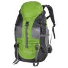 Creeper 3920 Professional Sports Mountaineer Travel Backpack - Green + Black (50L)