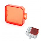 A-DR Professional  Diving Housing Red Filter for Gopro Hero 4/3+ (for Blue Water)