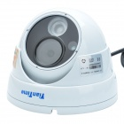 "YianTime YT-7088BOLA 960P 1/3"" HD CMOS IP Camera w/ 1-IR LED - White"