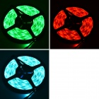 36W 12V 150-LED Mini RGB Waterproof Epoxy Decoration LED Strip (500cm)