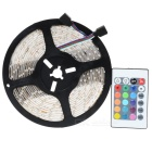 3528606524MiniRGB 24W 12V 1200lm 300-LED Mini RGB Waterproof Epoxy Car Decoration Light Strip Kits