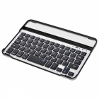Aluminum Alloy 59-Key Bluetooth Keyboard for iPad Mini