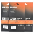 DULISIMAI Matte Frosted Screen Protector for Sony Xperia Z1S - Transparent (3 PCS)