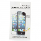 Protective Clear Screen Protector for HTC One Max T6 - Transparent