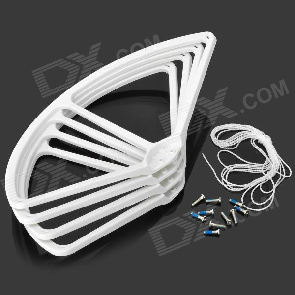 Protective Nylon Blade Ring for DJI PHANTOM 2V 4pcs protective guard protective cover for dji phantom 4