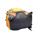 Outdoor Sports Fashionable Bag Backpack - Yellow + Gray