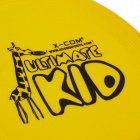 X-COM UK105 Giraffe Soft Kid Disc Ultimate PU Flying Sport Disc - Yellow
