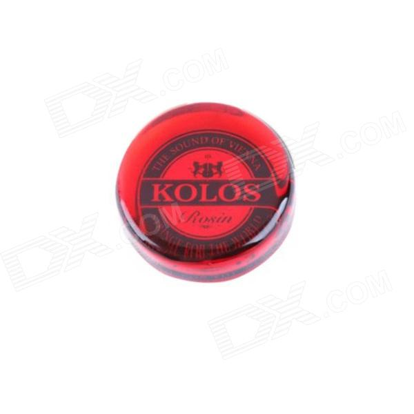 DEDO MA-4 Pure Rosin for String / Violin / Cello / String Instrument - Wine Red