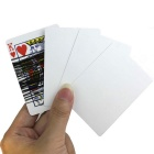 Hummingbird Card Magic Props - White + Black