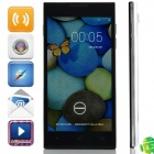 TURBO DOOGEE DG2014 MTK6582 Quad-core 4.2.9 Android Phone WCDMA Bar w / 5.0