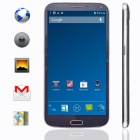 "KICCY N9200+ MTK6592 Octa-Core Android 4.2 WCDMA Bar Phone w/ 6.5""FHD, 2GB RAM ,16GB ROM - Dark Blue"