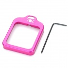TOZ TZ111 Aluminum Alloy Lanyard Ring Mount for GoPro Hero 3+ - Pink