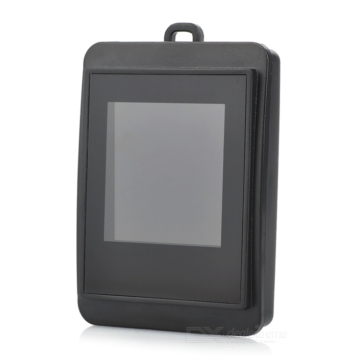 "1,5 ""TFT-skjerm Digital Photo Frame m / 8MB minne - Silver + Svart"