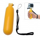 Fat Cat M-BB3 Floaty Bobber Stabilizer Grip for GoPro Hero 3+ / 3 / 2 / 1 - Yellow