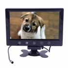 "High Resolution 9"" TFT LED Color Car Monitor"