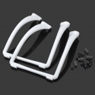 New Converted Heighten Broaden Landing Gear Skid for DJI Phantom 1 / 2 - White