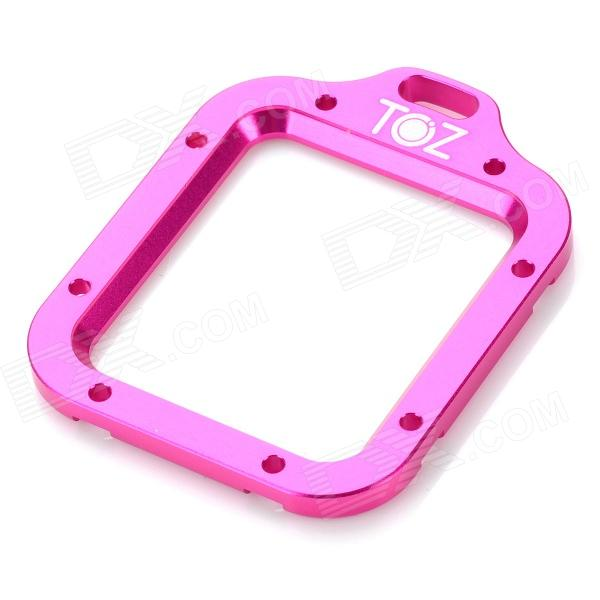 TOZ Aluminum Alloy Lens Ring w/ Screwdriver for GoPro Hero 3 -Pink hr113 pk aluminum alloy lens ring mount for gopro hero 3 purple red