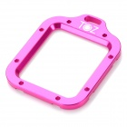TOZ Aluminum Alloy Lens Ring w/ Screwdriver for GoPro Hero 3 -Pink