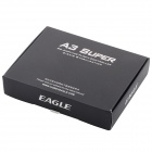 EAGLE A3 Super RC Fly Controller 3-Axis Stabilisering m / programkort for faste vinger Airplanes