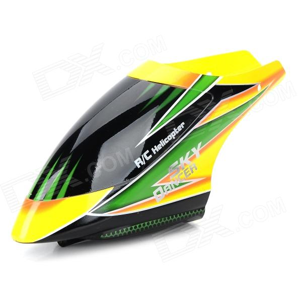 WLtoys V912-23 R/C Toy Helicopter Head - Green + Black
