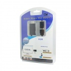 CY MH-068-BK Combo 5-pinners + 11-Pin MHL til HDMI-kabel for Samsung Galaxy Note 3 / S4 / S3 / S2 - svart