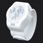 CB03 Stylish Wrist Watch Style Bluetooth Speaker w/ TF - White