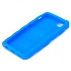 Protective Plastic Case for IPHONE 5C - Blue
