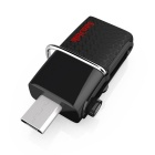 SanDisk SDDD OTG USB Flash Drive para entregas + Tablet PC - preto (32GB)
