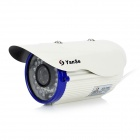 "YanSe YS-803CD 1/4"" CMOS 800TVL Outdoor Waterproof CCTV Camera w/ IR-Cut / 36-LED Night Vision"